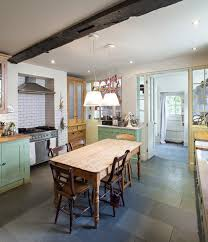 ideas to create feminine and romantic shabby chic kitchens home