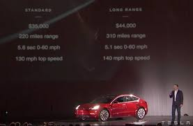 tesla model 3 pricing in canada maxes out at 74 000 specs