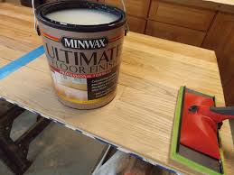 Stain Wood Floors Without Sanding by A Landing Rescue Minwax Blog