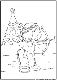 45 dessins de coloriage indien à imprimer sur laguerche com page 4