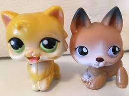 lps get better center littlest pet shop lps get better center 112 german shepherd dog