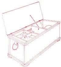 Build A Toy Box Free Plans by This Link Also Takes You To Plans For A Hope Chest Or Storage Box