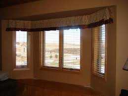 Bay Window Valance Before And After Bay Window Valance A Little Design Help