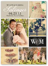 wedding announcements loving initials 5x7 photo card wedding announcements shutterfly