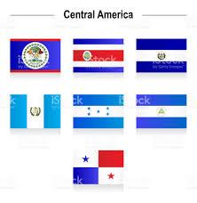 Costarica Flag Flags Central America Stock Vector Art 466367914 Istock