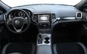 2017 jeep grand cherokee dashboard 2017 jeep grand cherokee trailhawk the adventurous type the car