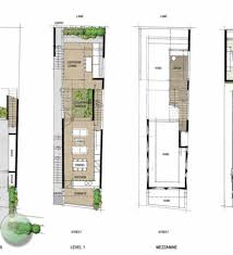Narrow Block Floor Plans 100 Narrow House Designs 21 Best House Design Images On