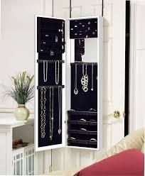 Mirror Jewelry Armoire Target Mind Over Door Hanging Mirror Target Back Together With Door