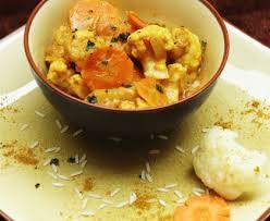 comment cuisiner le panais marmiton curry de chou fleur recette de curry de chou fleur marmiton