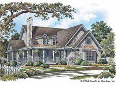 Open Floor Plan Country Homes Cape Cod Cottage With Porches And A Breezeway To Detached Garage