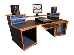 Producer Studio Desk by Scs Digistation Recording Studio Desks Sound Construction U0026 Supply
