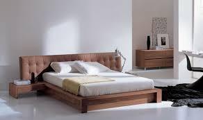 king size platform beds and high tech modern design modern bedroom