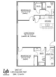 8 Unit Apartment Building Floor Plans Map Out House Plans House Plan