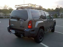 nissan xterra lifted off road 2007 nissan xterra information and photos zombiedrive