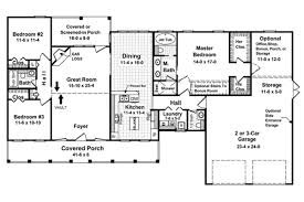 country style ranch house plans 1800 sq ft ranch house plans beautiful country style house plan 3