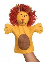 lion puppet lion puppet