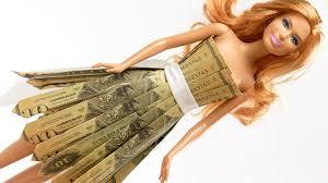 Money Wedding Gift Wedding Gift Money Dress For Barbie Idea For Creative Cash
