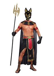 egyptian halloween costumes anubis god of the underworld men costume egyptian costumes