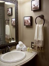 How To Decorate A Guest Bathroom | the most brilliant guest bathroom decorating ideas intended for