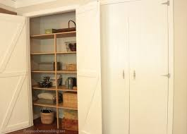 Diy Closet Door What I Learned About My Husband While Diy Wood Closet Doors