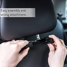 tablette de voyage pour siege auto organisateur de voiture organisateur de siège arrière de voiture