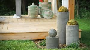 how to build an outdoor zen garden water fountain youtube outdoor