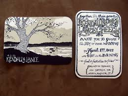 creative wedding invitations cool wedding invitations design 21 kendall and lance wedding