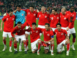 Switzerland national football team