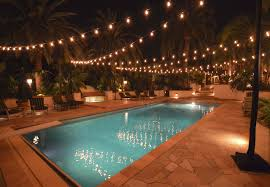 Patio Hanging Lights Outdoor Patio Hanging Lights And Pool String Appealing With