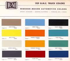 vintage oldsmobile colors vintage paint