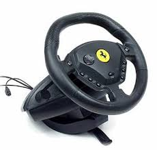 enzo steering wheel thrustmaster enzo wheel annual review six gamepads