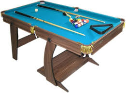 4ft pool table folding 5ft folding pool table sanblasferry