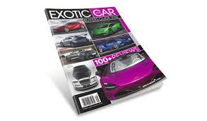 buyers guide 2018 exotic car buyer u0027s guide preview