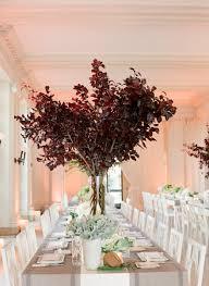 tree centerpiece tree centerpiece elizabeth designs the wedding