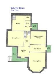 cottage floor plans canada bellevue house floor plans bellevue house national historic site