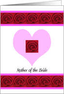 Bride Cards Parents Of The Bride Thank You Cards For Mother Of The Bride From