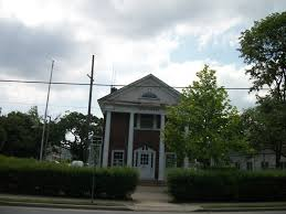 file old sayville court house front view jpg wikimedia commons