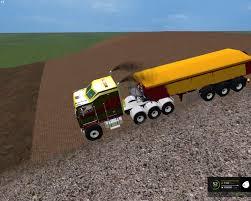kenworth cabover trucks kenworth k100 cabover v1 1 for fs 15 farming simulator 2015 15 mod