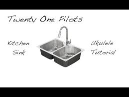 Kitchen Sink Twenty One Pilots by Kitchen Sink By Twenty One Pilots Advanced Ukulele Tutorial Youtube