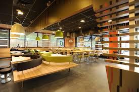 best fast casual restaurant design google search unique cafe