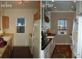 renovation ideas for small kitchens small kitchen remodel before and after renovation ideas photos