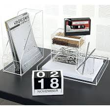 Custom Desk Accessories Acrylic Office Accessories Office Decoration References