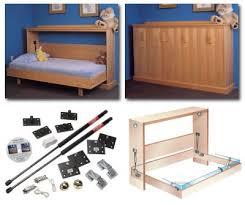 hardware kits side mount murphy bed