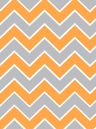 Cute Chevron Wallpapers by Orange Chevron Wallpaper Group 48