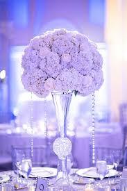 Winter Wonderland Centerpieces by Winter Wonderland Wedding Inspiration Ideas