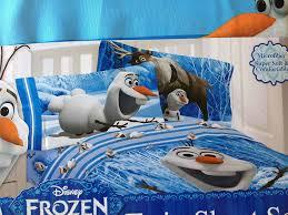 Frozen Toddler Bedroom Set Amazon Com Disney Frozen Olaf Twin Sheet Set Home U0026 Kitchen