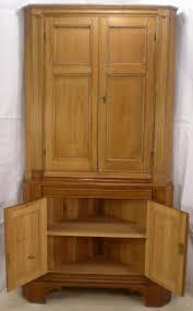 standing double corner cupboard sold