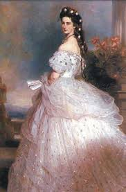 robe de mariã e sissi imperatriz elisabeth sissi