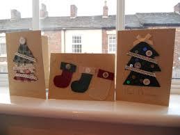 brown christmas cards and easy diy christmas cards and tags fi me