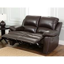 Leather Recliner Sofa 3 2 Abbyson Living 3 Leather Reclining Sofa Set In